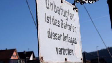 Photo of Einbruch in Pumpspeicherwerk endet in unfreiwilligem Bad
