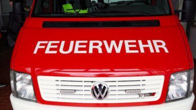 Photo of Verkehrsunfall an Brandstelle – Zwei Schwerverletzte