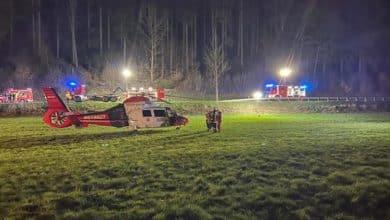 Photo of Nach Unfall im Auto eingeklemmt – Schonende Rettung