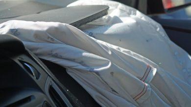 Photo of Auffahrunfall am Sportpark – Airbag ausgelöst