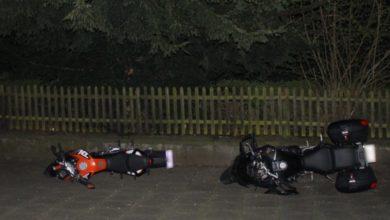 Photo of Sachbeschädigung und umgeworfene Motorräder in Hohenlimburg
