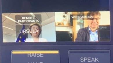 Photo of EU-Abgeordneter Dr. Peter Liese zu Infektionszahlen, Maßnahmen und Medikamenten