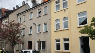 Photo of Polizeiliche Ermittlungen nach Dachstuhl-Brand