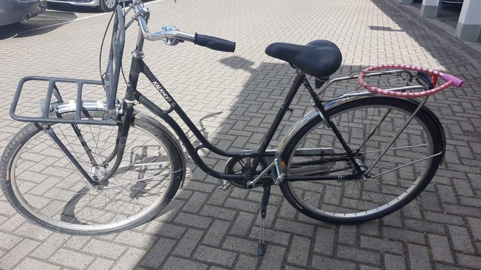 Photo of Wem gehört dieses Fahrrad? Polizei sucht Eigentümer