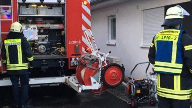 Photo of Feuerwehreinsatz – Gebäudebrand in der Breddestraße