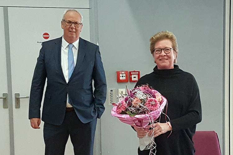 Photo of Anne Rath als neue Rektorin der Grundschule Ramsbeck