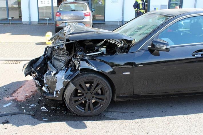 Photo of Verkehrsunfall unter Alkoholeinfluss in Bamenohl
