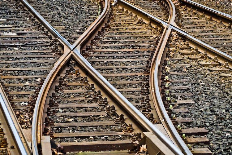 Photo of 16 Tonnen Bahnschienen und -schwellen gestohlen