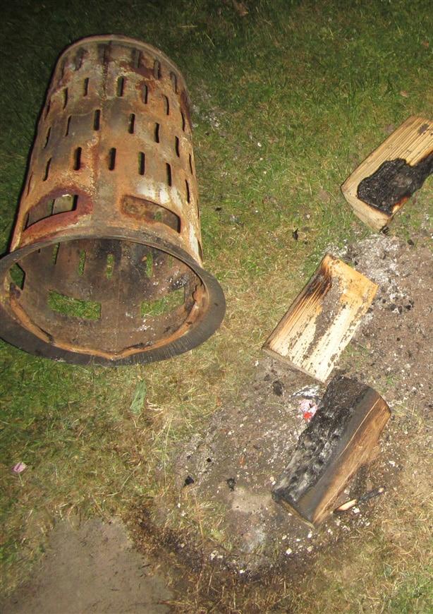 Photo of Schwerer Unfall mit Feuerkorb und Spiritus