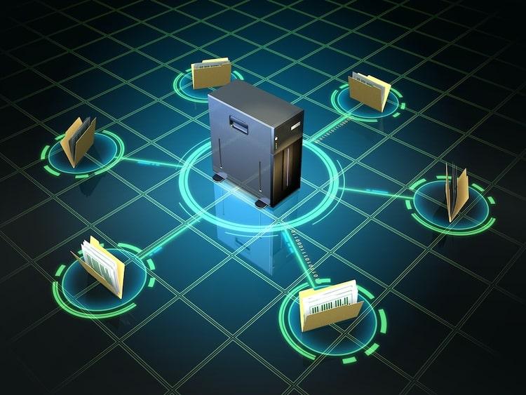Bei einer geringen Speicherkapazität des Computers dauert die Verarbeitung der Daten dementsprechend länger.