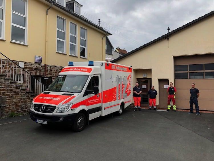 Photo of Rettungswache in Wilnsdorf Rudersdorf