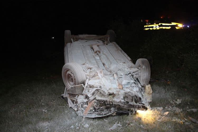 Photo of Wilhelmstal: Verkehrsunfall unter Drogeneinfluss