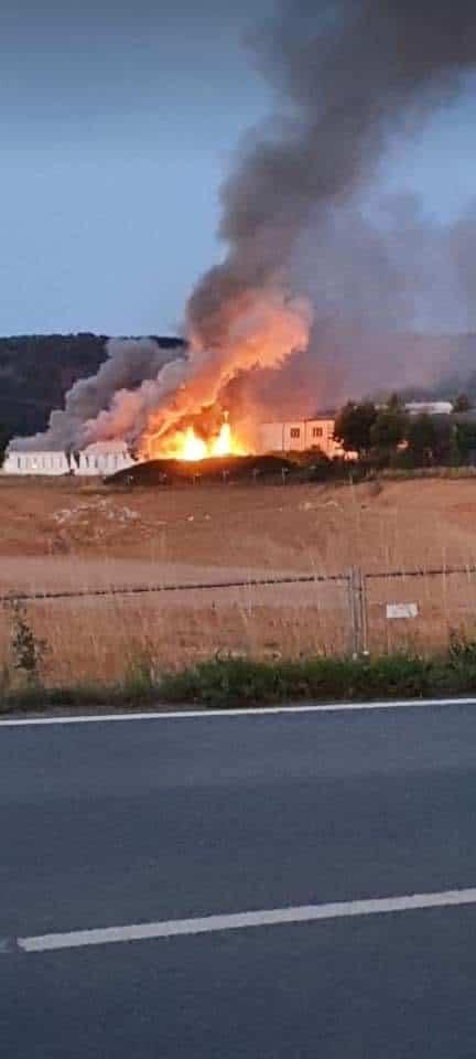 Photo of Brandeinsatz in Flüchtlingsunterkunft – Eine Person verletzt