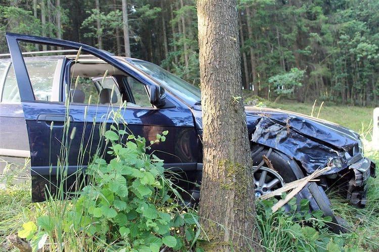 Photo of Verkehrsunfall auf der L711 mit zwei verletzten Personen