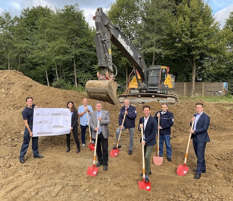 Photo of Bau der neuen Rettungswache in Netphen-Deuz offiziell gestartet