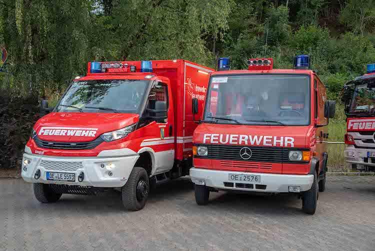 Photo of Neuer Gerätewagen Logistik für die Feuerwehr in Lennestadt