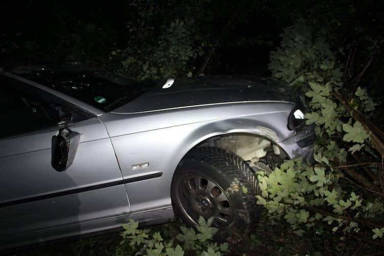 Photo of Verkehrsunfall auf der Brenscheder Straße in Oedingen mit zwei Verletzten