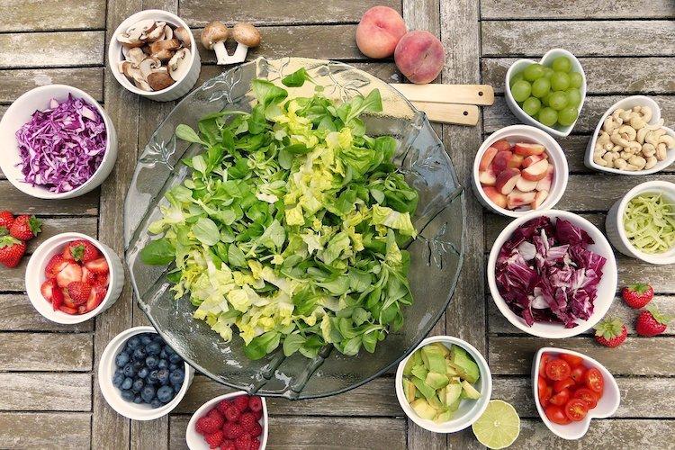 Photo of Richtig essen: So klappt es mit dem Abnehmen