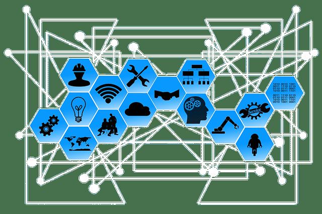 Die Basis der Industrie 4.0 bilden von einem technischen Standpunkt aus betrachtet die Automatisierung, Vernetzung und Digitalisierung.