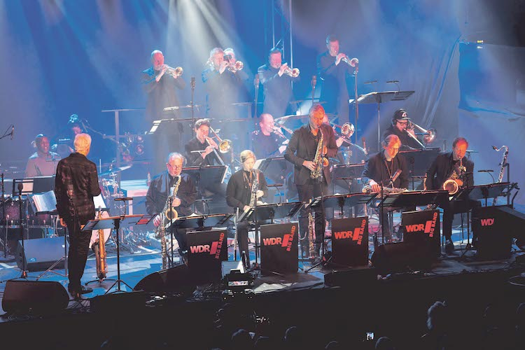 Photo of WDR Big Band: Bebop und Phil Woods