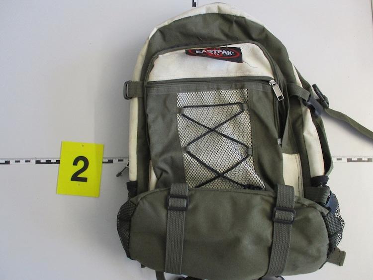 Photo of Rucksack mit zwei Kilo Marihuana gefunden