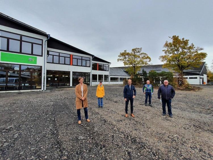 Photo of Schulhof-Umgestaltung: Baustart an der Grundschule Ratmerstein