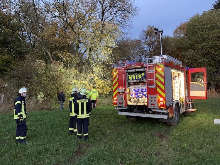 Photo of Personenrettung: Feuerwehr zieht 20-Jährigen aus Schlucht