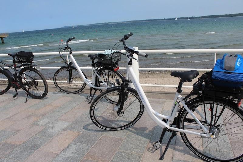Ob im Urlaub oder daheim. Das Fahrrad gehört in der Corona Zeit für viele zum Stressabbau.
