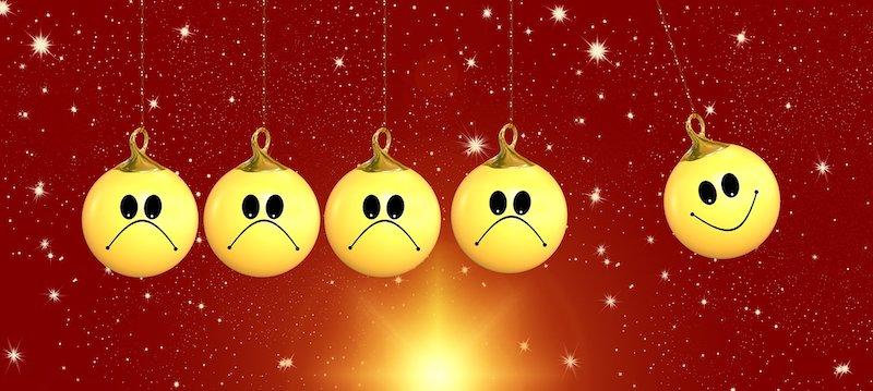 Weihnachten im Lockdown. Wie kann man sich motivieren um einer Depression zu entkommen?