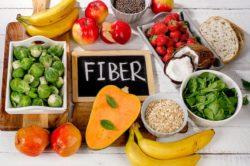 Ballaststoffe sind faserreiche Bestandteile pflanzlicher Lebensmittel.