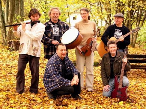 Craic, Love and Rebellion, eine Irish Folk Band aus Siegen.