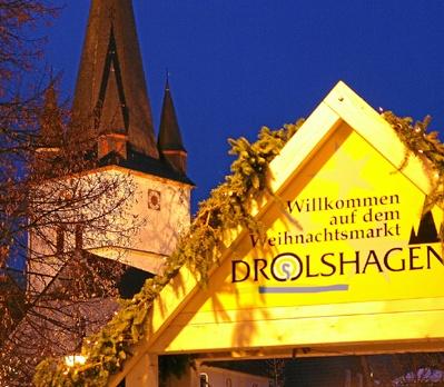 Photo of Weihnachtsmarkt in Drolshagen am 15. und 16. Dezember